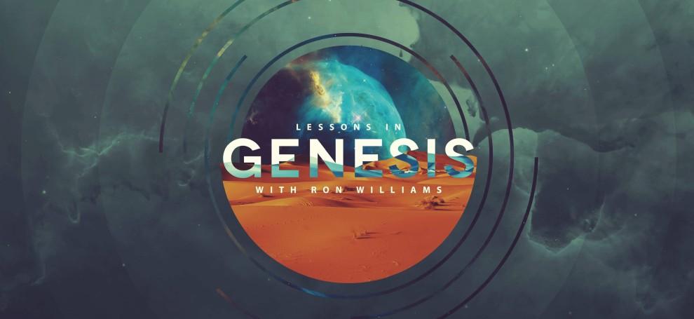 Lessons in Genesis